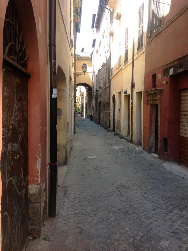 Via dei Cappellari