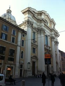 Blog - Borromeo facade