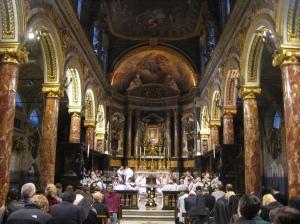 Blog - Santa Maria in via Lata